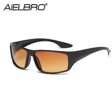 AIELBRO UV400 Cycling Glasses Outdoor Sport MTB Bicycle Motorcycle Sung