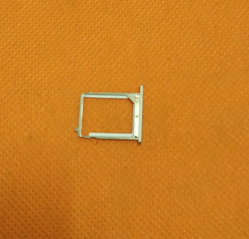Original Sim Card Holder Tray Card Slot for Vernee Apollo Lite HelioX20 MTK6797 Deca Core 5.5 FHD Free Shipping