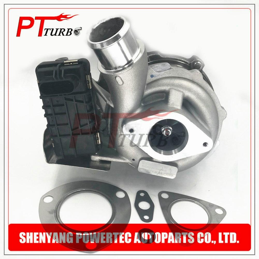 Balanced Full Turbocharger 798166 812971 For Ford Ranger / Transit 3.2 TDCI 200HP 147Kw  Duratorq - GTB2260VZK Complete Turbine