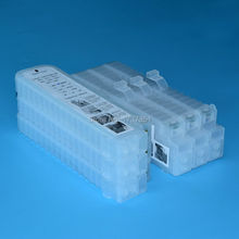 PFI102 for Canon ink tank with auto reset chip for Canon iPF510 iPF700 iPF610 iPF710 printer refillable ink cartridge