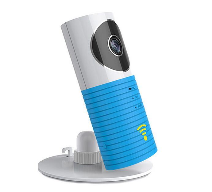 Intelligent chien sans fil bébé moniteur Intelligent alertes vision nocturne interphone soutien IOS Android vidéo Babyfoon sécurité IP caméra