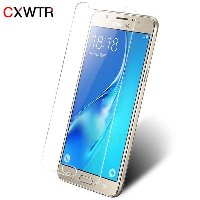 9H Tempered Glass For Samsung Galaxy J7 J5 J3 J1 2016 2015 Screen Protector film For Samsung S7 S6 S5 S4 S3 Glass Flim