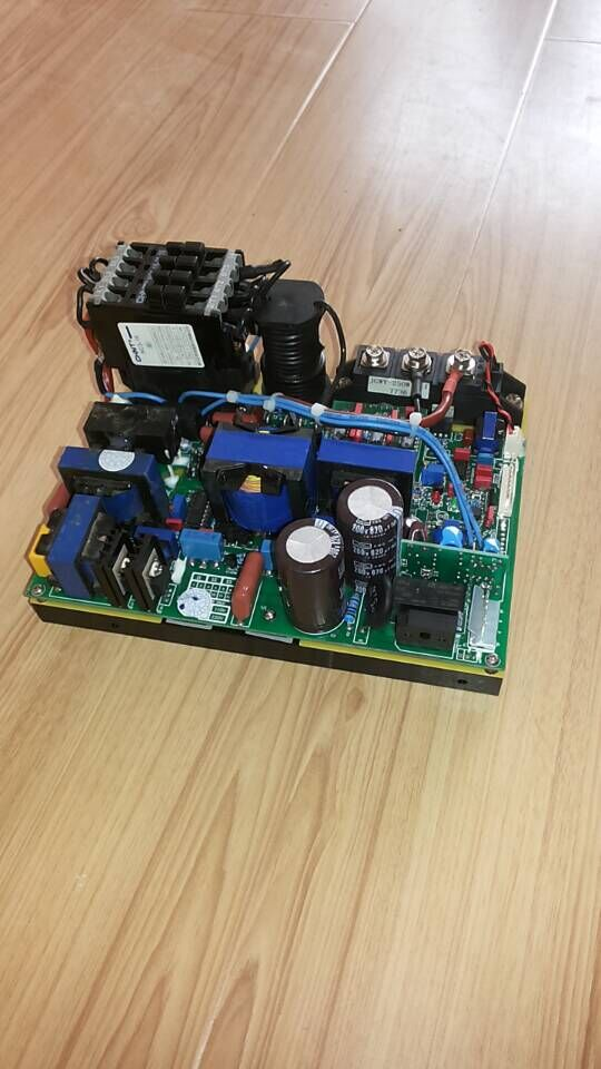 Q SWITCHED nd yag laser power supply board