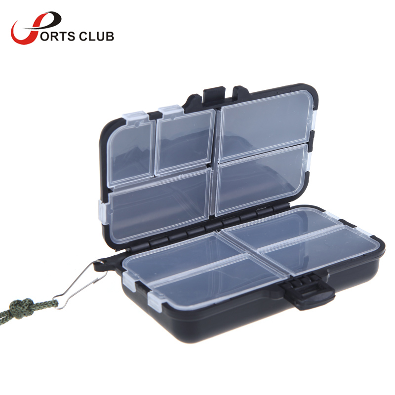 Buy high quality fly fishing box spinner for Best fishing tackle box