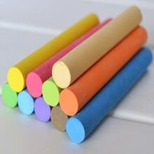 10 шт/лот nnrts безопасная беспыльная меловая ручка рисование