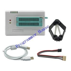 Image 3 - 2020 V10.37 minipro TL866II Plus High speed USB Universal Bios programmer+10 items IC Adapters better than TL866A TL866CS