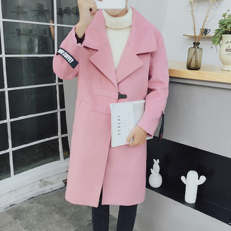 Compare Prices on Pink Pea Coats- Online Shopping/Buy Low Price ...