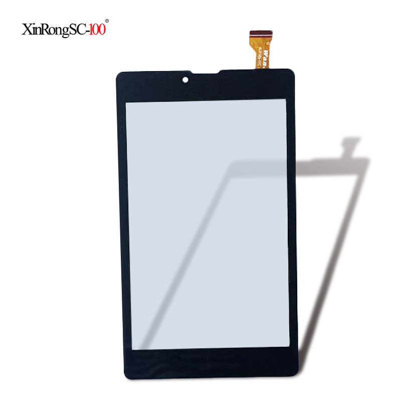 New 7 inch touch screen for Digma Plane 7700T 4G PS1127PL touch panel,Tablet PC sensor digitizer Free shipping 8 inch touch screen for prestigio multipad wize 3408 4g panel digitizer multipad wize 3408 4g sensor replacement