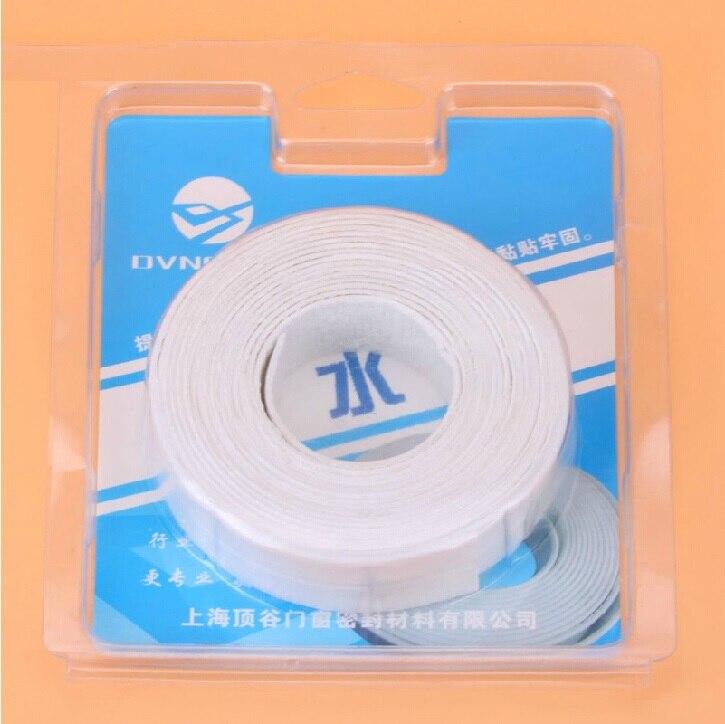 38mm Width Silicone Sealant Grout Caulk Sealing Tape Strip