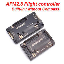 APM2.8 APM 2.8 Multicopter Flight Controller 2.5 2.6 Upgraded Built-in / Without Compass with Case for RC Quadcopter F450 S500(China)