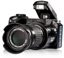 D3000  5.0MP CMOS 3.0 inch TFT LCD Screen Digital Camera 21X Optical Zoom Digital Cameras with LED Headlamp