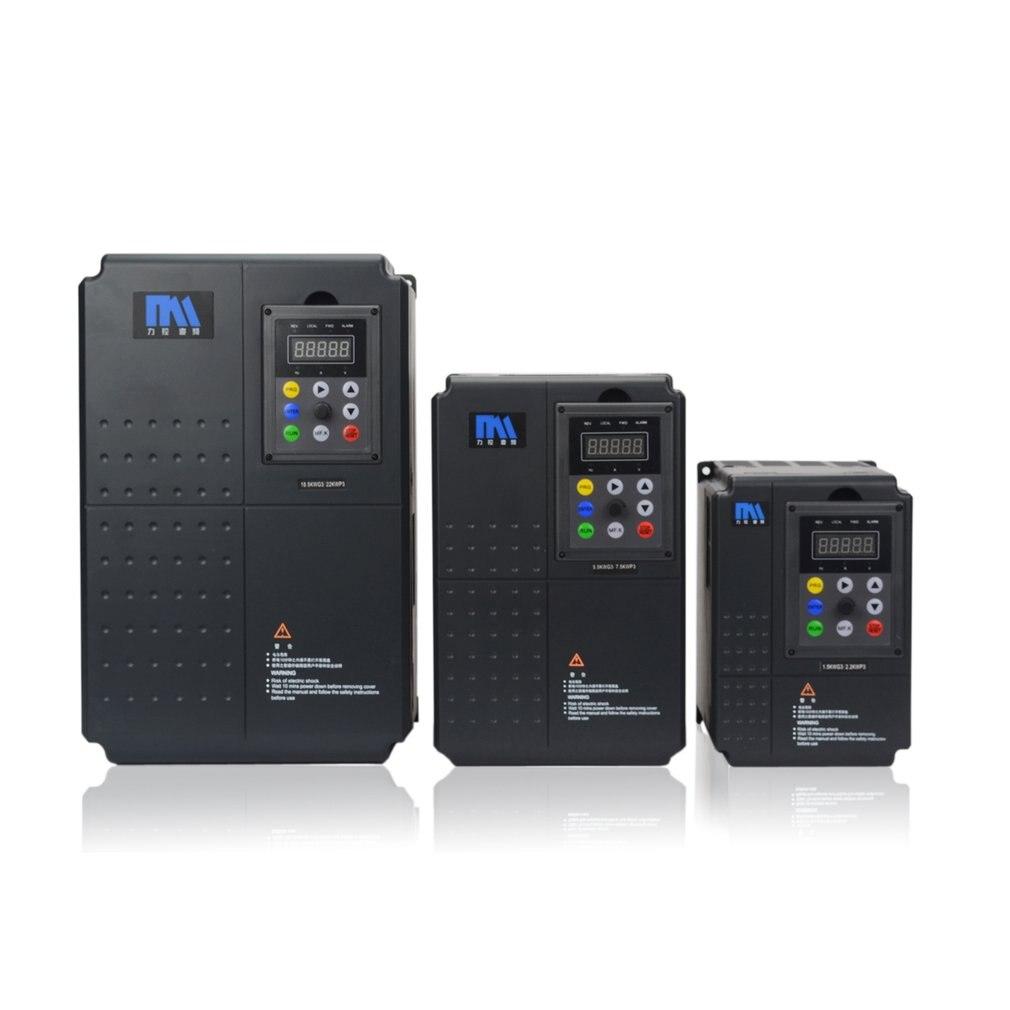 0.75KW/1.5KW/2.2KW/3.0KW/4KW/5.5KW преобразователь частоты драйвер шпинделя и удлинитель Box 380 В в для вентилятора токарный станок