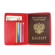 Модная дорожная Обложка для паспорта, Женская Обложка для документов, кредитный держатель для карт S610-5, держатель для путешествий, чехол, кошелек