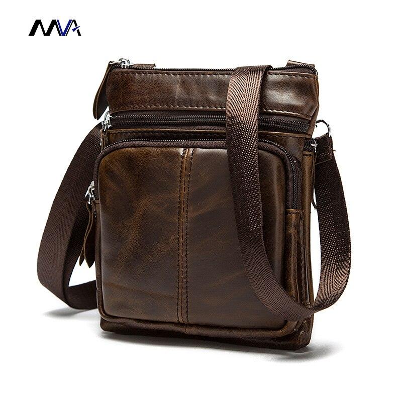 bolsa de couro masculino bolsa Material Principal : Couro Genuíno