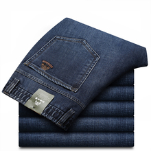 2017 новое прибытие сезона высокое качество досуг моды эластичный пояс шнурок брюки джинсы большой размер 30-42