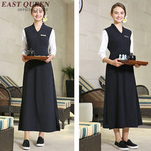Online get cheap waitress costumes for Spa uniform china