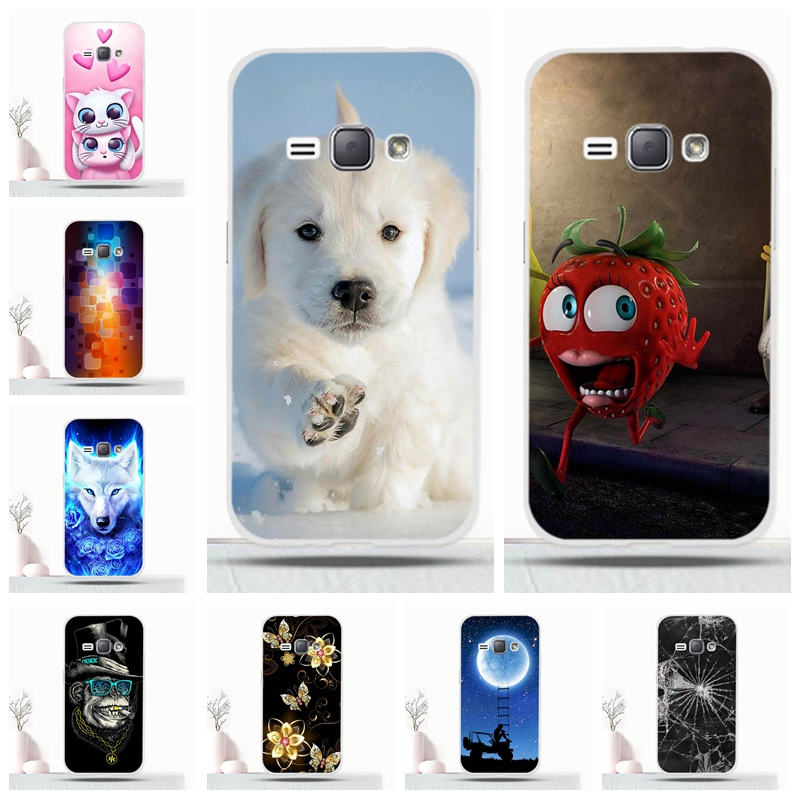<font><b>For</b></font> <font><b>Samsung</b></font> <font><b>Galaxy</b></font> J1 2016 Soft Silicone <font><b>Case</b></font> <font><b>For</b></font> <font><b>Samsung</b></font> J1 2016 Phone Funda Slim TPU <font><b>For</b></font> <font><b>Samsung</b></font> J120 <font><b>J120F</b></font> Protective Cover image