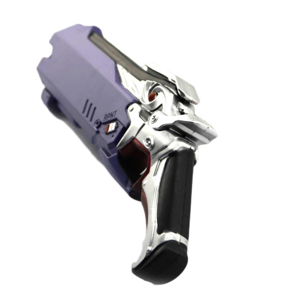 OW D. Va пистолет оружие Модель игрушки D. Va жнец Габриэль для костюмированной игры на Хеллоуин на Рождество вечерние реквизит-Аксессуары 27 см 30 см для взрослых