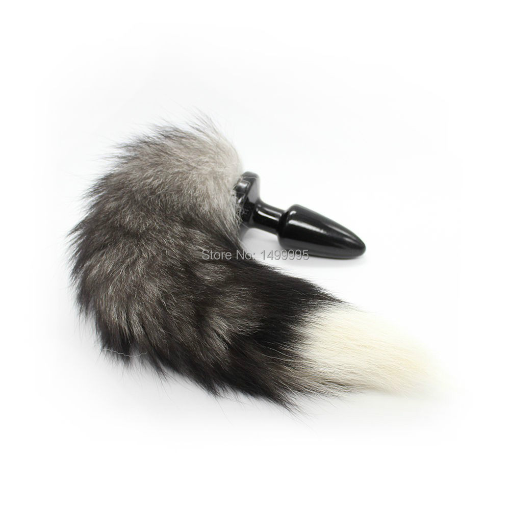 2f38d54f3d1 Sex Toys Faux Fur Cat Tail Anal Plug + Fox Tail for Roleplay Fancy Dress  Cosplay-in Anal Sex Toys from Beauty   Health on Aliexpress.com