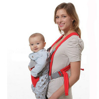 2 To 30 Months Breathable Multifunctional Front Facing Baby Carry Bag Sling Backpack Safety Infant Comfortable