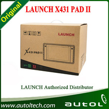 LAUNCH X-431 PAD II 100% Original Global version Launch Universal Diagnostic Tool