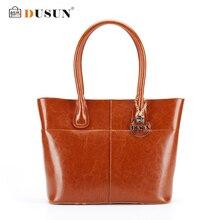 DUSUN 2016 Neue Frauen Handtasche Aus Echtem Leder Frauen Tasche Luxus Marke Hochwertigen Tasche Lässig Tote Frauen Handtaschen Bolsa Feminina