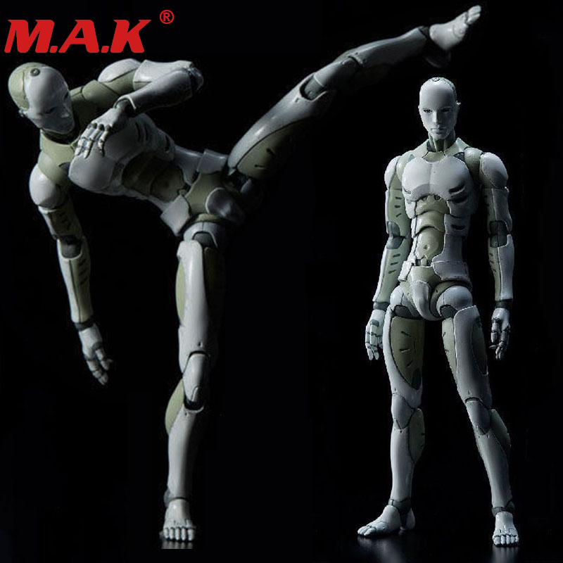 Action-Figure-Model Head-Toa Metal Collectiontoy Full-Set-Of-Body Heavy-Industries Human