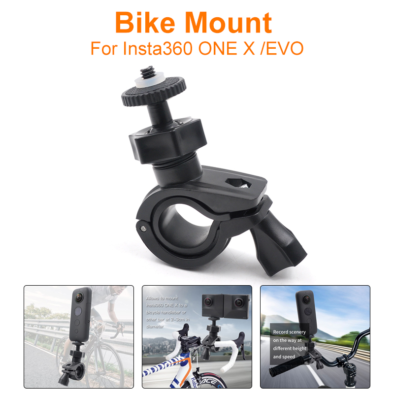 One-X/Evo Multi-Function Accessorie Bike-Holder Insta360