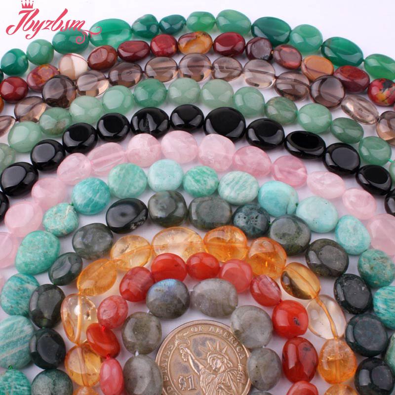 6x11-8x13mm Irregular Aagtes,Labradorite Quartz Natural Stone Beads For DIY Necklace Bracelet Jewelry Making 15