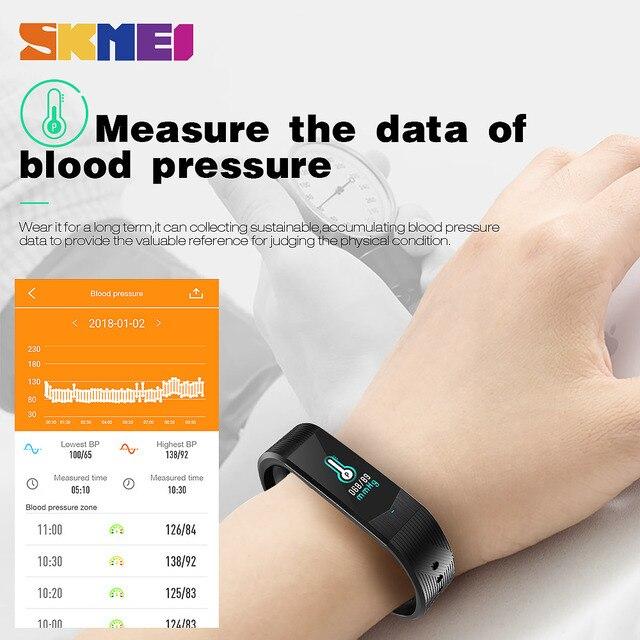 7de31a42a510 Smart Watch Sport fitness Tracker deporte smartband impermeable Frecuencia  Cardíaca presión arterial pulsera 3D moda mujer Relojes