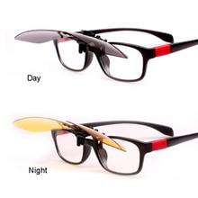 Драйвер очки Классический отсечение близорукость поляризованные UV400 солнцезащитные очки автомобили аксессуары для интерьера драйвер очки Поляризация