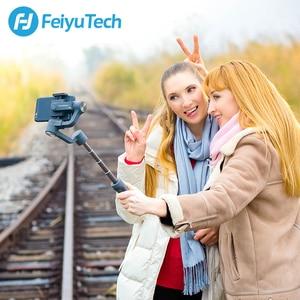 Image 5 - FeiyuTech Feiyu Vimble 2 Handheld Smartphone Gimbal 3 Axis Video Stabilizer met 183mm Pole voor iPhone X 8 XIAOMI Samsung s8