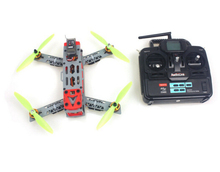 JMT KINGKONG 260 Across Frame Small RFT Drone with QQ Flight Controller Motor ESC 6Ch TX & RX No Battery charger