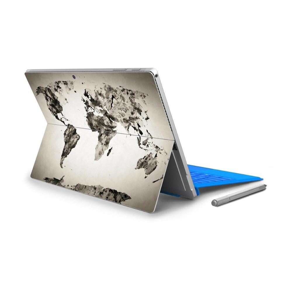YCSTICKER - 2018 para Micro Surface Pro 4 5 Vinyl Back Etiqueta - Accesorios para tablets - foto 2
