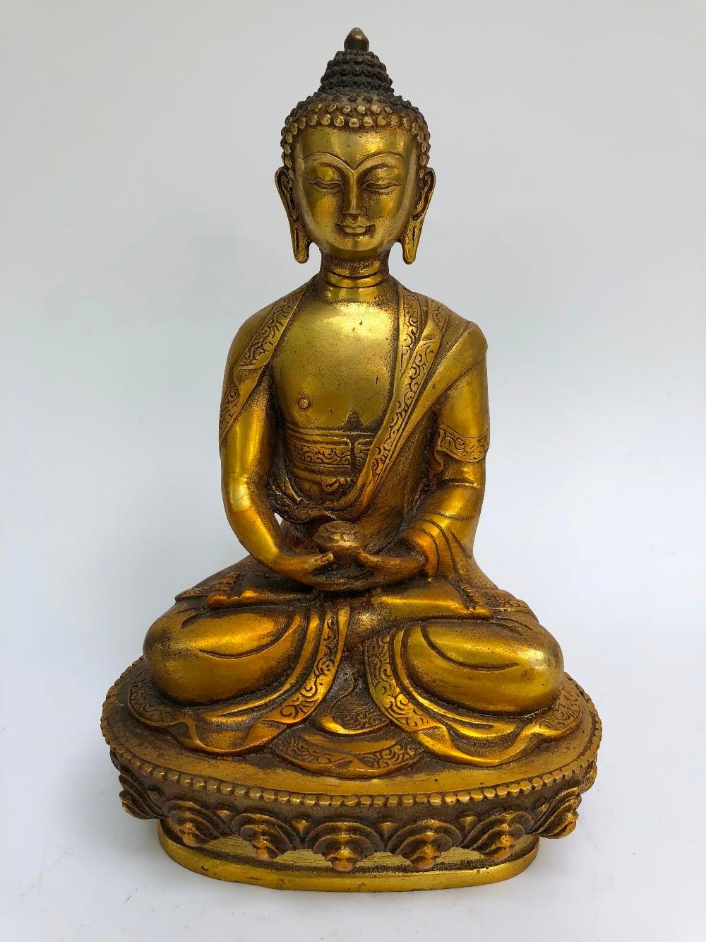 2018 new style Buddhist Sakyamuni Buddha Image Supplies Home Decoration Collection Crafts2018 new style Buddhist Sakyamuni Buddha Image Supplies Home Decoration Collection Crafts