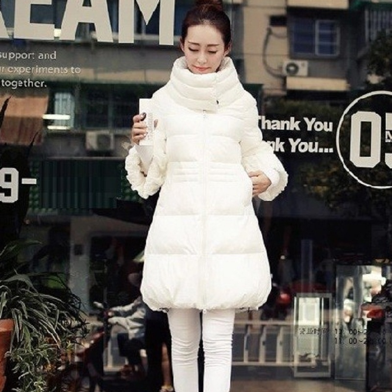 New Winter Maternity Coat Warm clothing Maternity down Jacket Pregnant coat Women outerwear parkas pregnant women autumn and winter new windbreaker jacket pregnant women loose casual jacket pregnant women long cotton coat