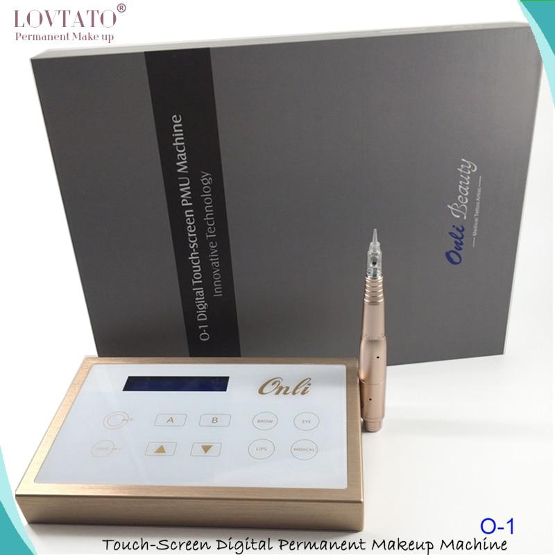 Touch-Screen Digital and Rotary Permanent Makeup Machine Professional MTS PMU machine microblading 3D Eyebrow tattoo permanent makeup rotary tattoo machine pmu machine for learner use