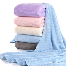 5 Colors Microfiber Water Absorbent Quick-drying Bath Towel Thick Solid Soft Washcloth Beach Towel 5pcs lot 25 25cmbaby face towel microfiber absorbent drying bath beach towel washcloth swimwear baby towel cotton kids towel