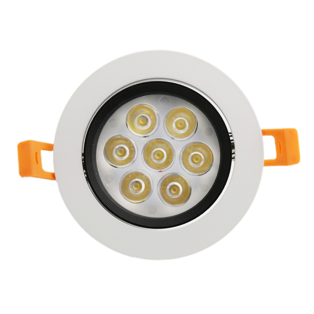 Led ceiling light recessed spot light 7w bathroom light indoor led ceiling light recessed spot light 7w bathroom light indoor lighting led spotlight ceiling downlight 85 aloadofball Image collections