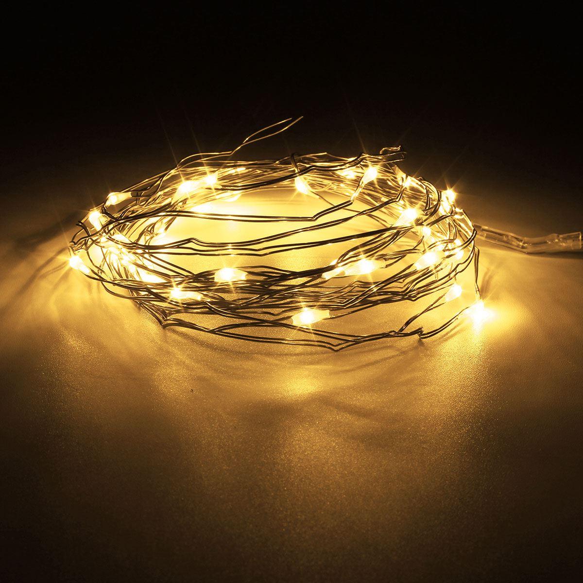 mising 2 3 4m multicolor led string light battery led. Black Bedroom Furniture Sets. Home Design Ideas