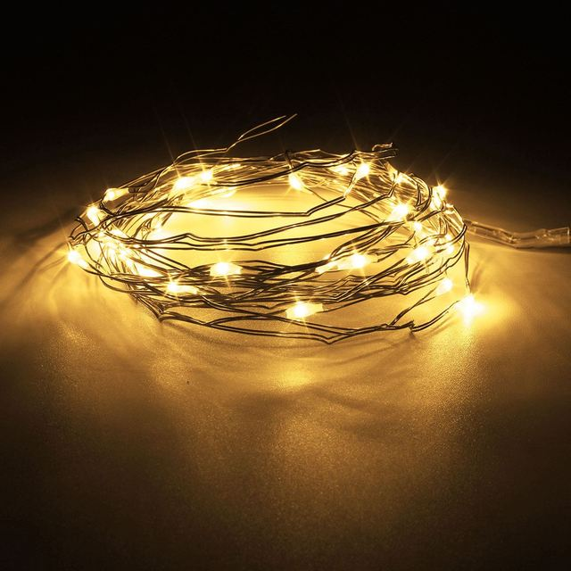 Mising 2 3 4m Multicolor Led String Light Battery Copper Wire Fairy Holiday