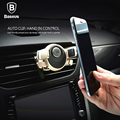 BASEUS Mechanical Era 360 Rotation Auto Clip Air Vent Phone Car Holder Stand For iPhone 6s 7 Plus