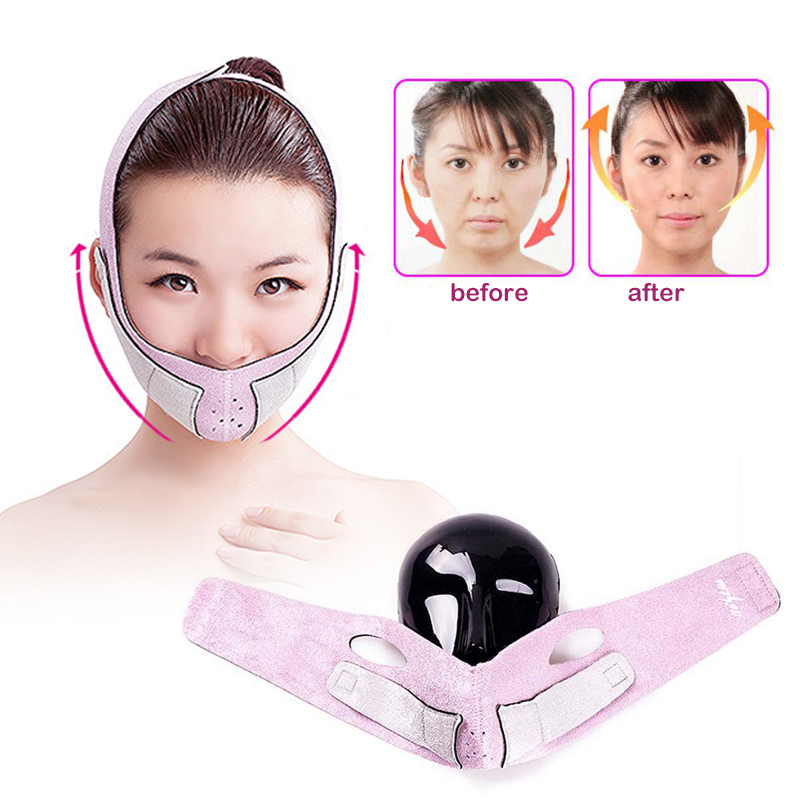 Hot sale Powerful Facial Slimming mask face-lift bandage Skin Care tool device belt Shape Lift Reduce Double Chin Face Mask RP1 hot sale hot sale car seat belts certificate of design patent seat belt for pregnant women care belly belt drive maternity saf