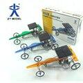 Pioneer Солнечной энергии Гоночный Автомобиль DIY Сборки Модели игрушки Развивающие Подарки