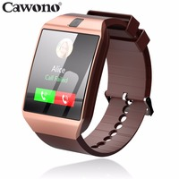 Cawono G12 Bluetooth Smart Watch with Camera Smartwatch Support TF SIM card for IOS iPhone Samsung Huawei Xiaomi Android Phones