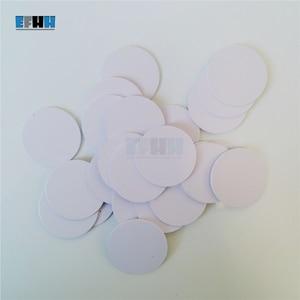 Image 1 - 125 KHZ TK4100/EM4100 Diameter 25mm RFID Coin Card Lezen Alleen Id kaart Controle Card