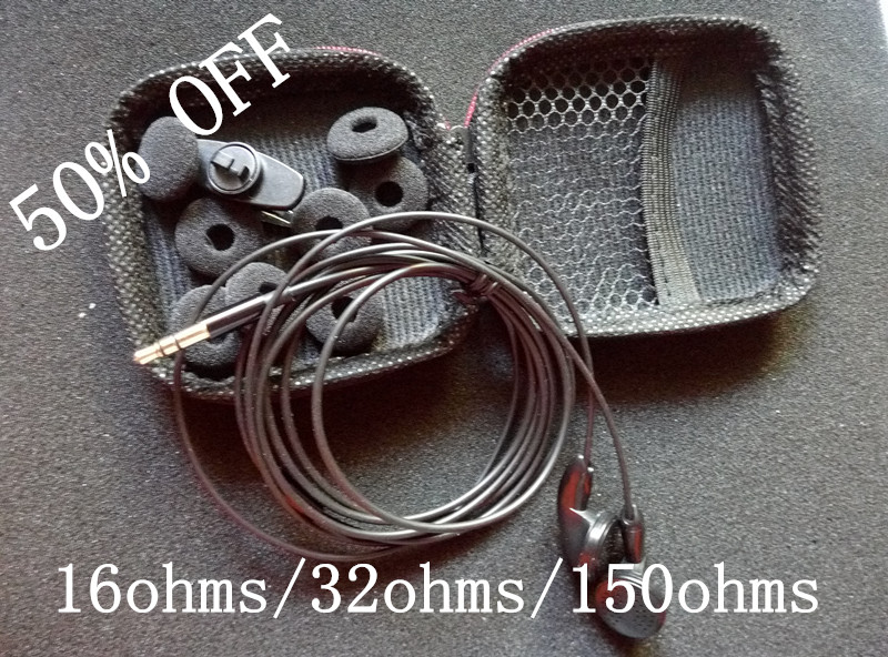 diy earphone pk1 pk2 SR2 PRO TPE wire 1 2 pk