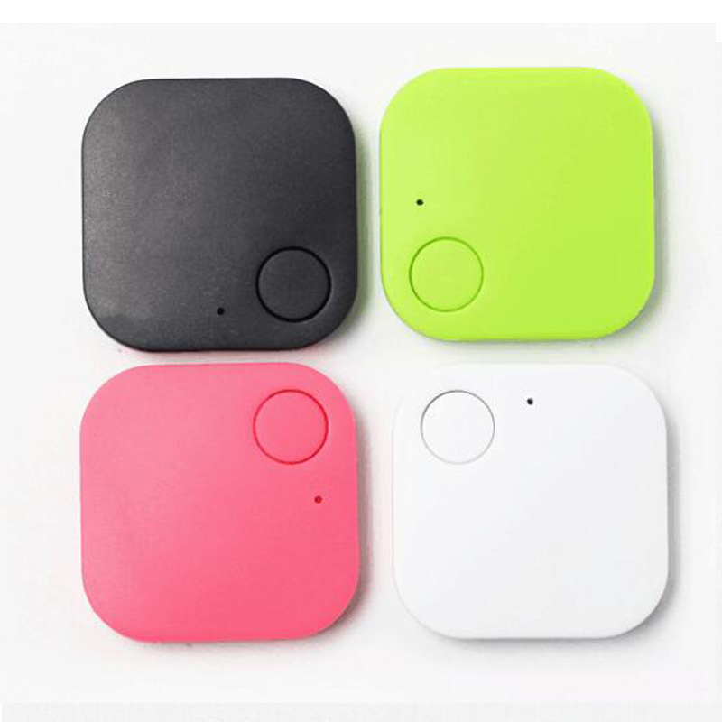 MINI bærbar anti-tabt enhed Bluetooth GPS tracker barnespor