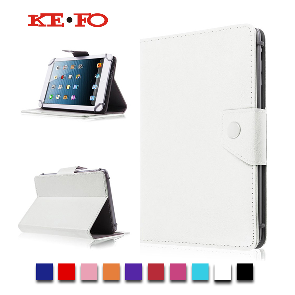 PU Leather Case Stand Cover For BlackBerry PlayBook /Dell Venue 7 7.0 inch Universal Android Tablet bags M2C43D