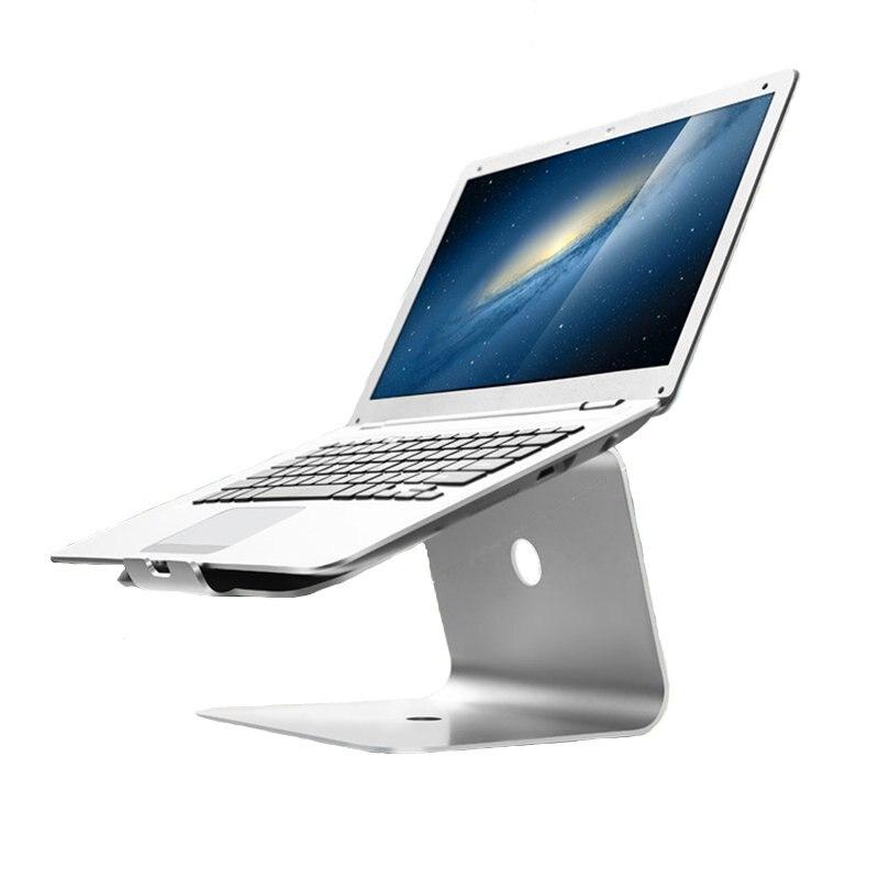 Ноутбуки Настольная подставка держатель подставки для 14-дюймов 17 дюймов ноутбук охлаждающая подставка Подставка для MacBook Airpro ноутбуки